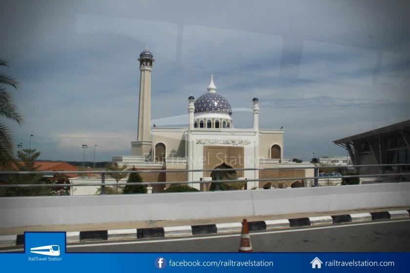Brunei-Muara Public Bus Service 34 BSB Bus Terminal Airport 25
