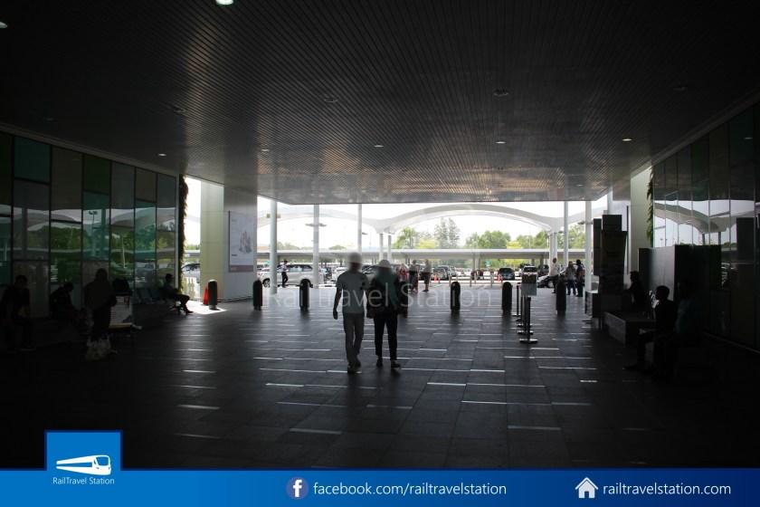 Brunei-Muara Public Bus Service 34 BSB Bus Terminal Airport 29