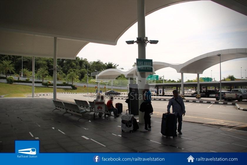 Brunei-Muara Public Bus Service 34 BSB Bus Terminal Airport 31