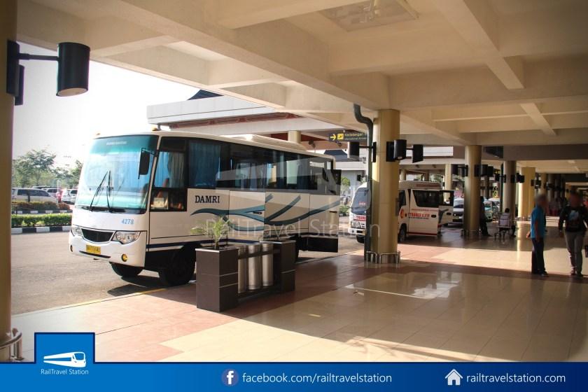 DAMRI Padang Airport Bus 10