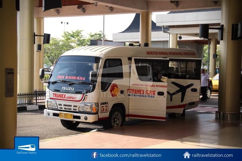 DAMRI Padang Airport Bus 11