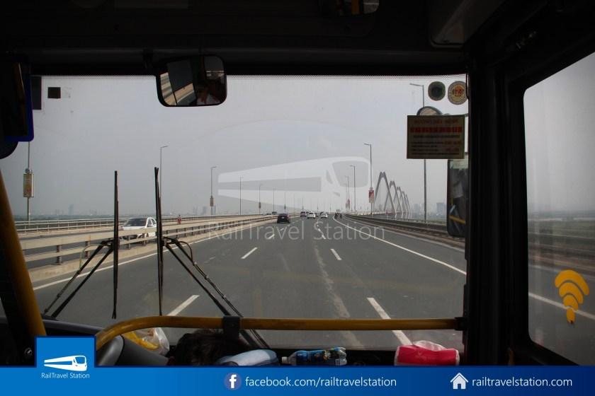 Hanoibus Airport Bus 86 Noi Bai International Airport Hanoi Railway Station 12
