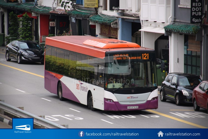Kampong Bahru Bus Terminal 30