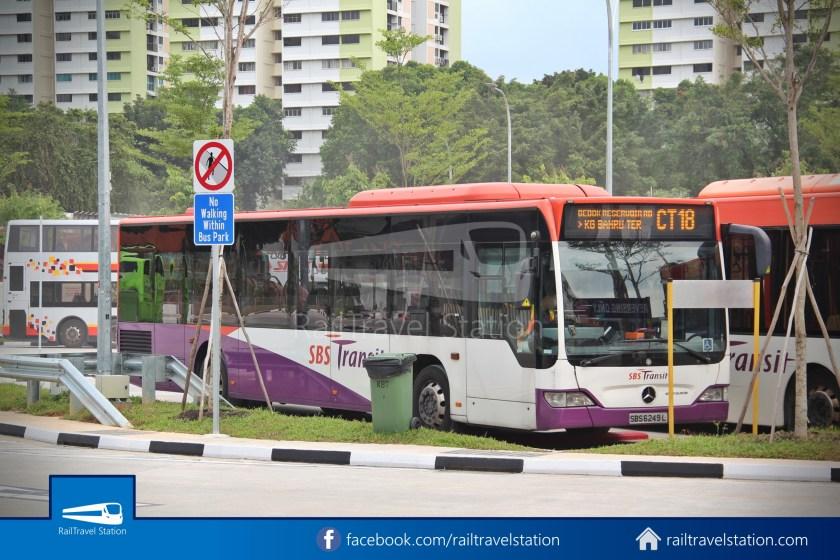 Kampong Bahru Bus Terminal 38