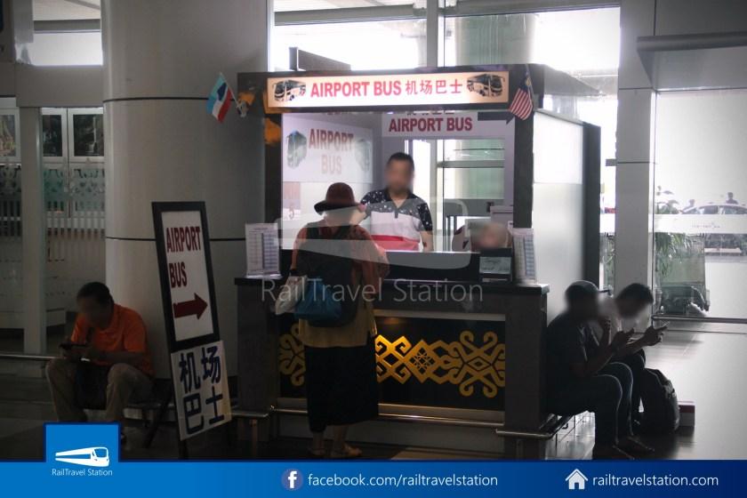 Kota Kinabalu Airport Bus KKIA Padang Merdeka 01