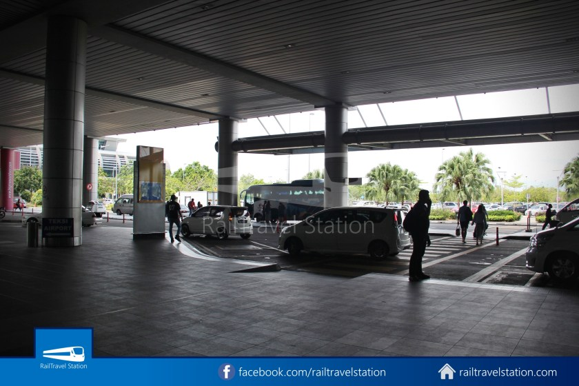 Kota Kinabalu Airport Bus KKIA Padang Merdeka 05