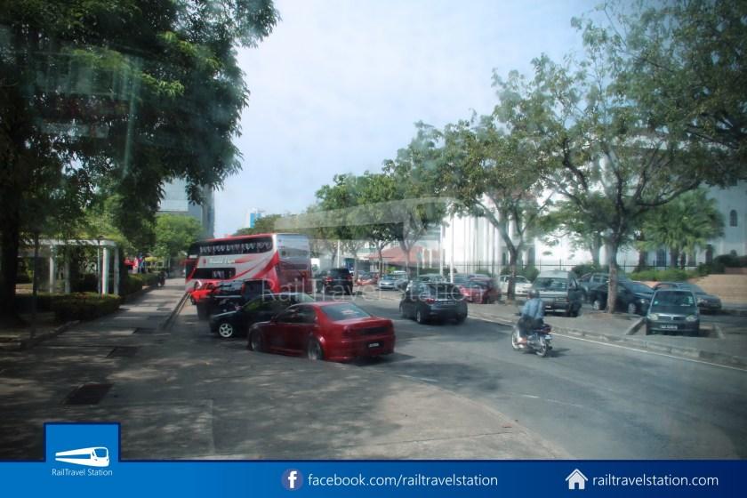 Kota Kinabalu Airport Bus KKIA Padang Merdeka 24