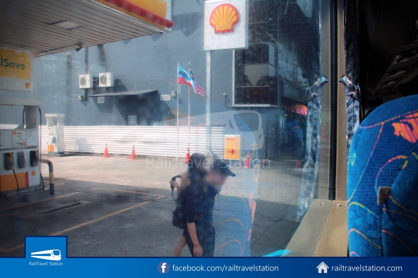 Kota Kinabalu Airport Bus KKIA Padang Merdeka 25
