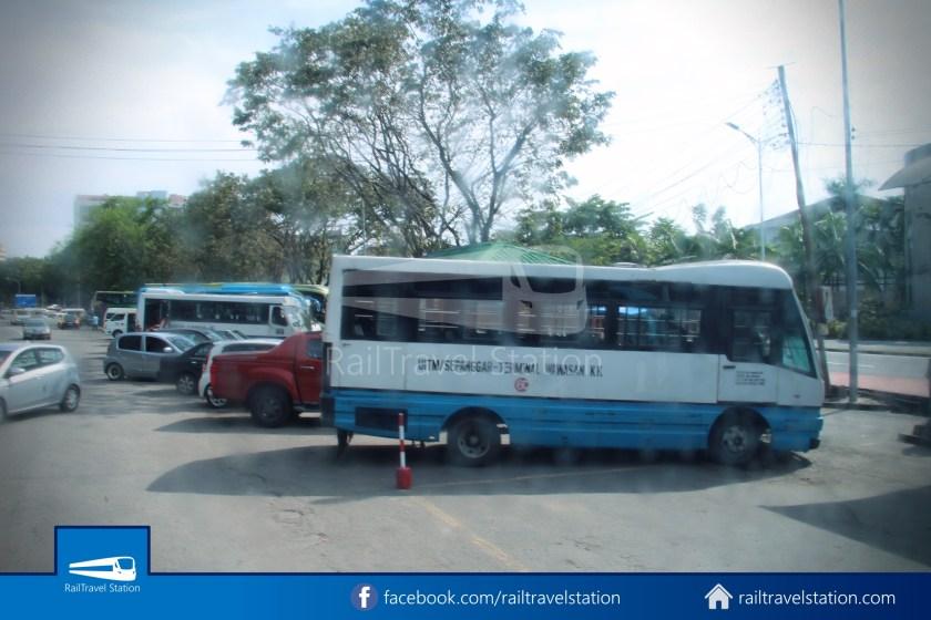 Kota Kinabalu Airport Bus KKIA Padang Merdeka 29