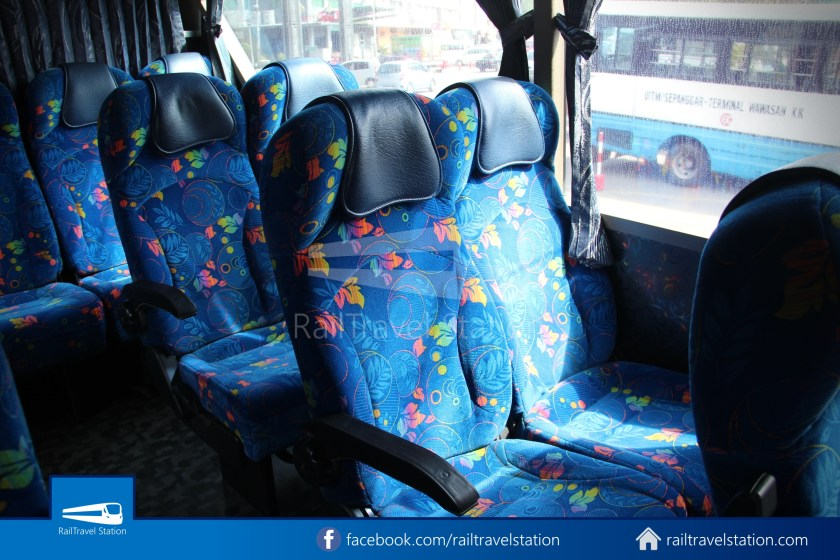 Kota Kinabalu Airport Bus KKIA Padang Merdeka 31