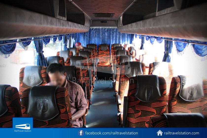 Kota Kinabalu Airport Bus Padang Merdeka KKIA 07