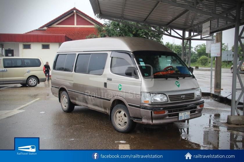 PTS Transit Service Thanaleng Vientiane Talad Sao 08
