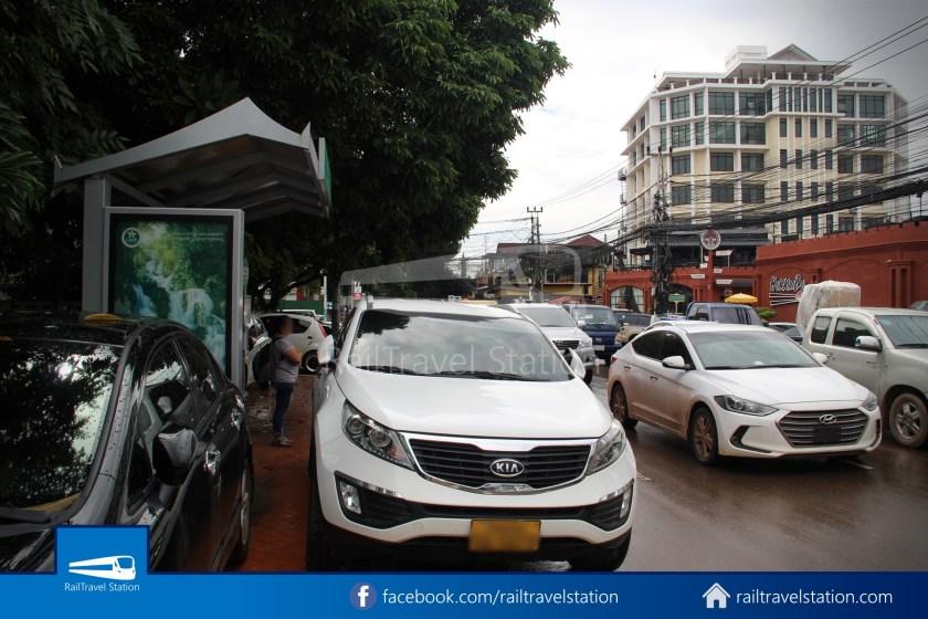 PTS Transit Service Vientiane Namphou Thanaleng 01
