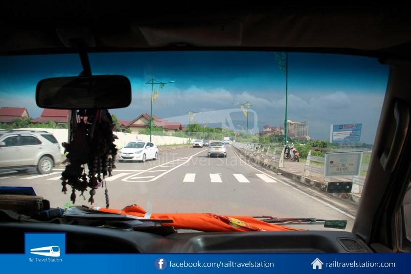 PTS Transit Service Vientiane Namphou Thanaleng 09