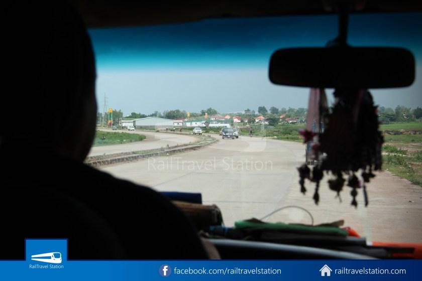 PTS Transit Service Vientiane Namphou Thanaleng 15