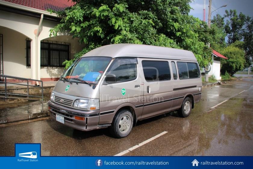 PTS Transit Service Vientiane Namphou Thanaleng 22
