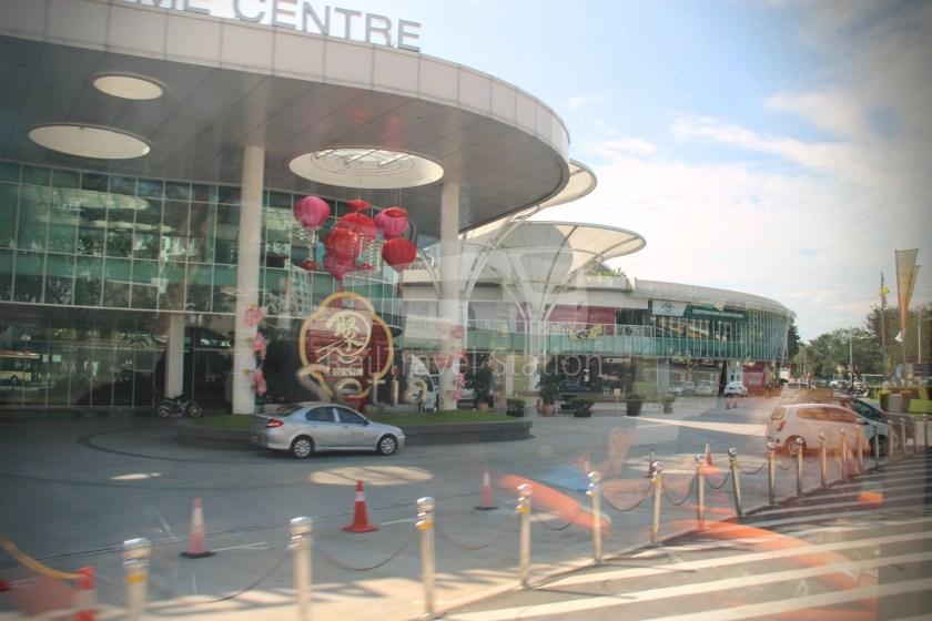 Rapid Penang 401E KOMTAR Airport 10