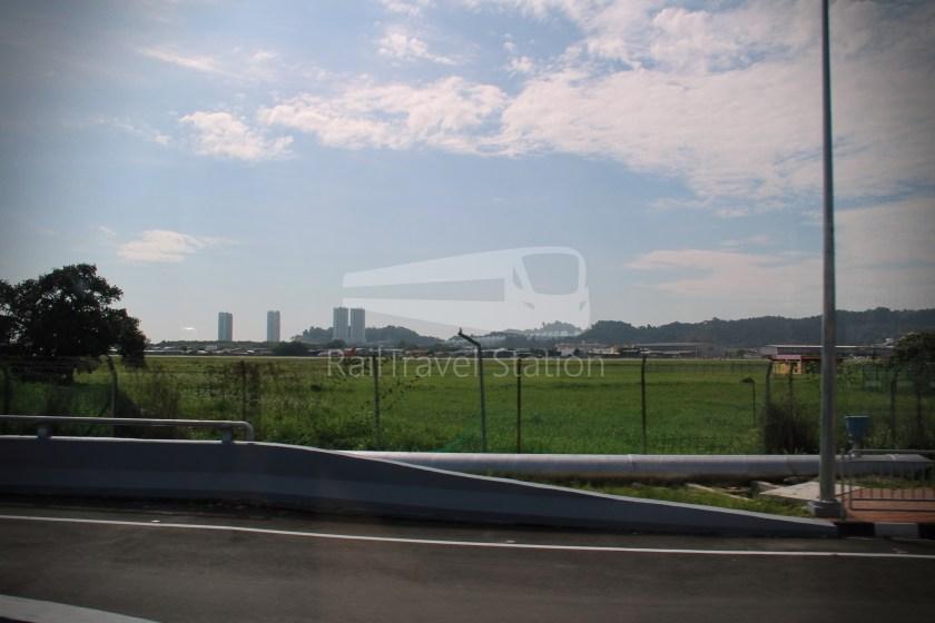 Rapid Penang 401E KOMTAR Airport 11