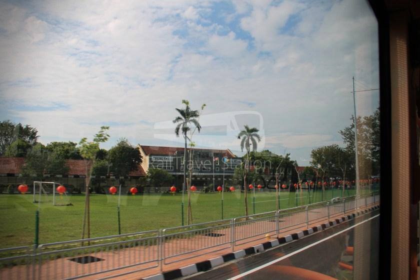 Rapid Penang 401E KOMTAR Airport 12