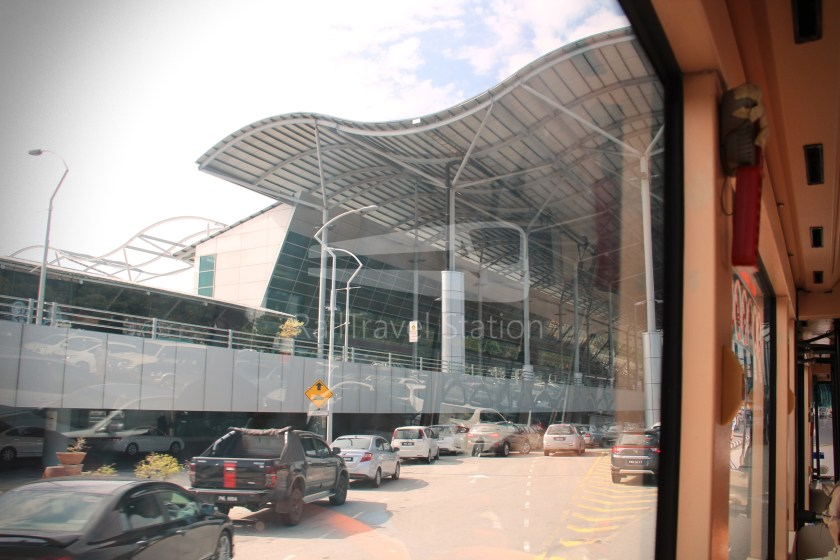 Rapid Penang 401E KOMTAR Airport 14