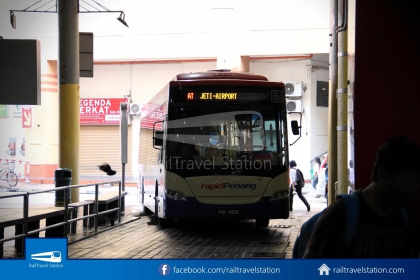 Rapid Penang AT KOMTAR Airport 06