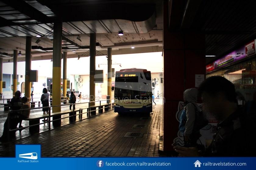 Rapid Penang AT KOMTAR Airport 07