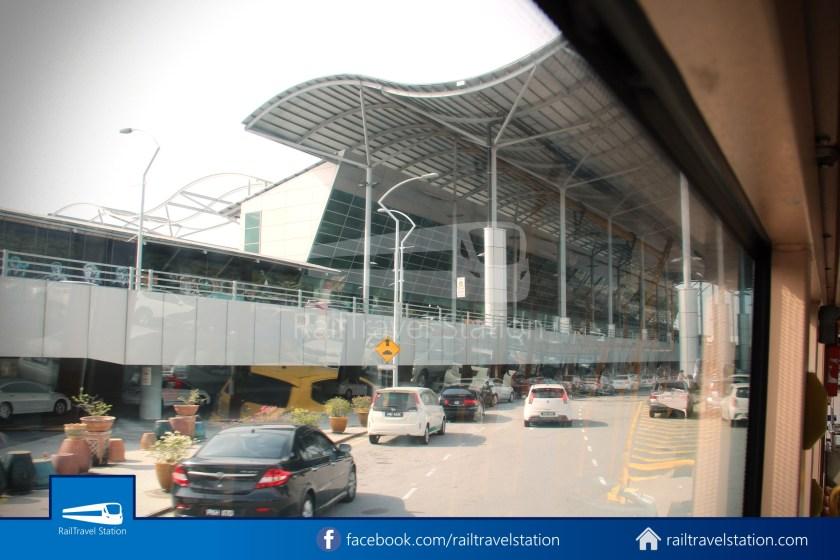Rapid Penang AT KOMTAR Airport 16