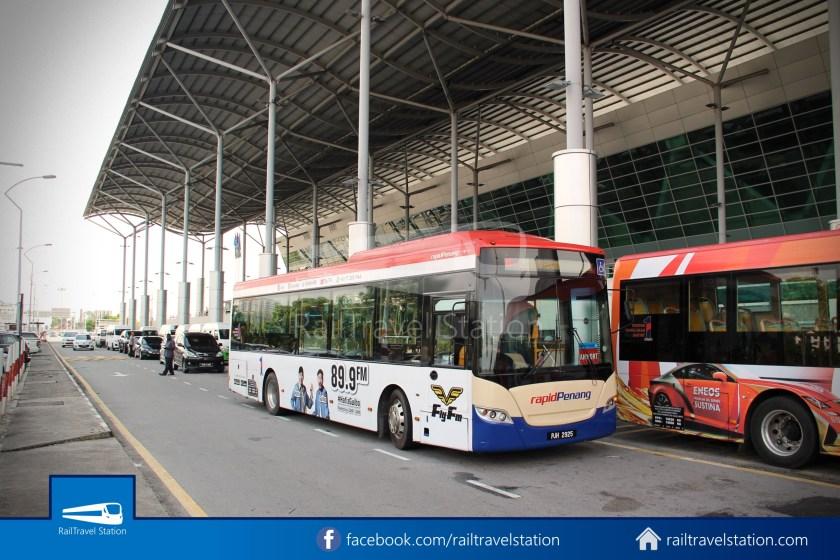 Rapid Penang AT KOMTAR Airport 20