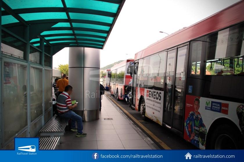 Rapid Penang AT KOMTAR Airport 24