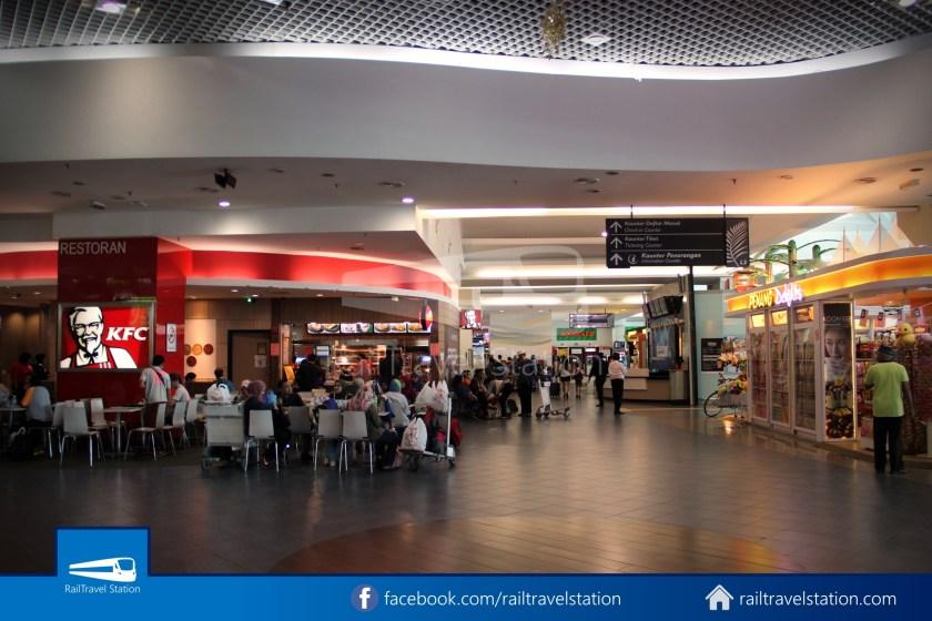 Rapid Penang AT KOMTAR Airport 28