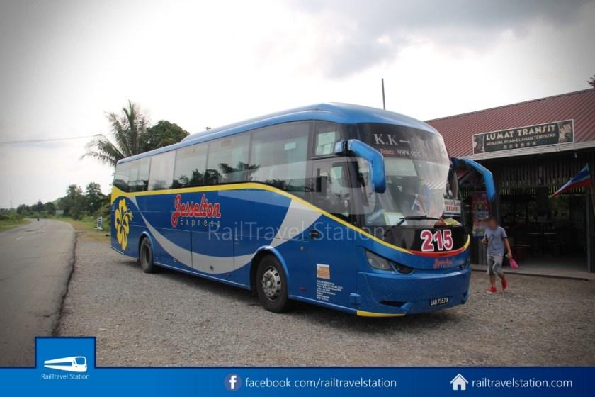 Sipitang Express Kota Kinabalu Bandar Seri Begawan 045
