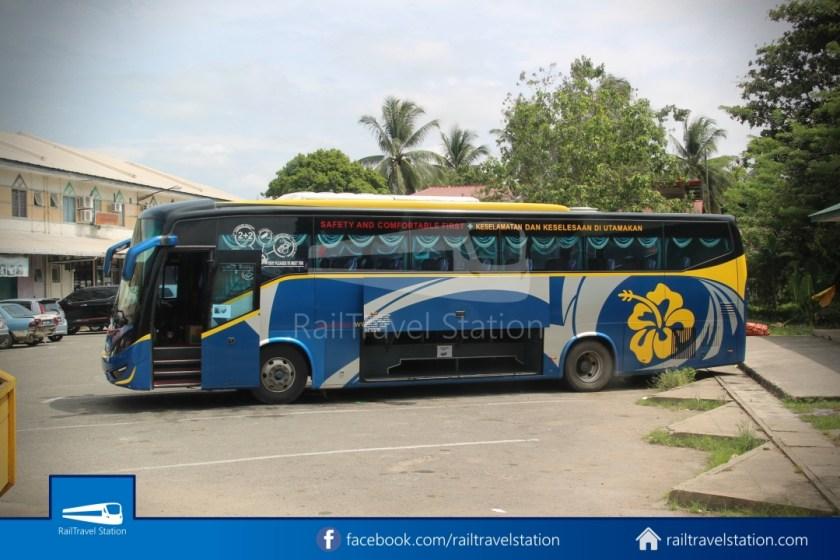 Sipitang Express Kota Kinabalu Bandar Seri Begawan 056