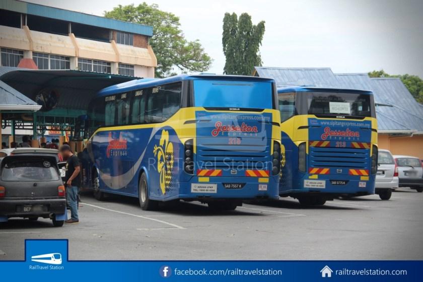 Sipitang Express Kota Kinabalu Bandar Seri Begawan 093