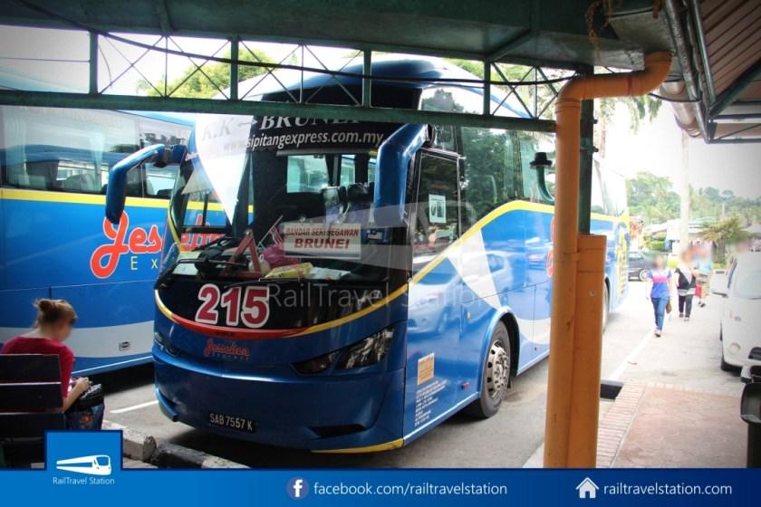 Sipitang Express Kota Kinabalu Bandar Seri Begawan 095