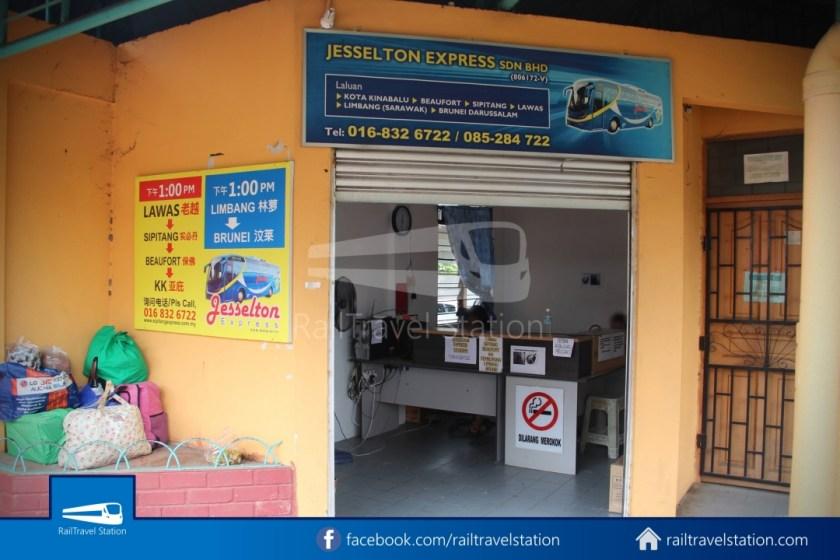 Sipitang Express Kota Kinabalu Bandar Seri Begawan 096