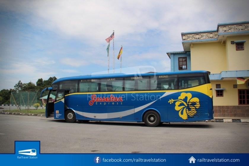 Sipitang Express Kota Kinabalu Bandar Seri Begawan 115