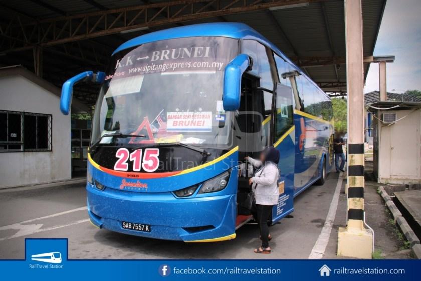 Sipitang Express Kota Kinabalu Bandar Seri Begawan 122