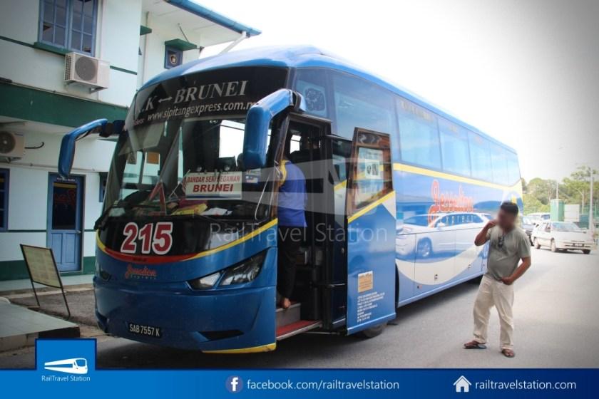Sipitang Express Kota Kinabalu Bandar Seri Begawan 149