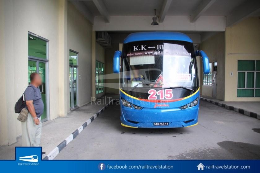 Sipitang Express Kota Kinabalu Bandar Seri Begawan 178