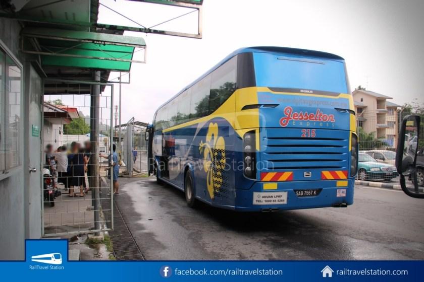 Sipitang Express Kota Kinabalu Bandar Seri Begawan 185