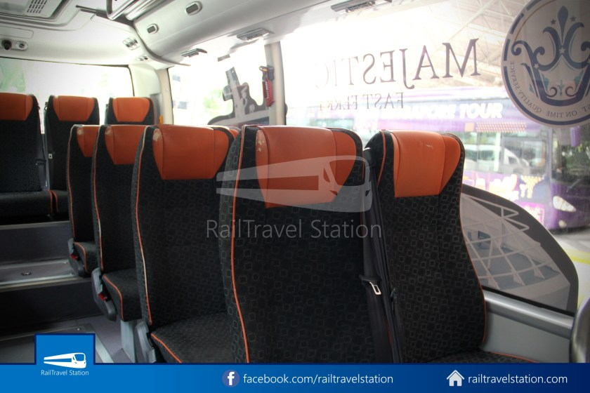 Tanah Merah Ferry Terminal Changi Airport Shuttle Bus 08