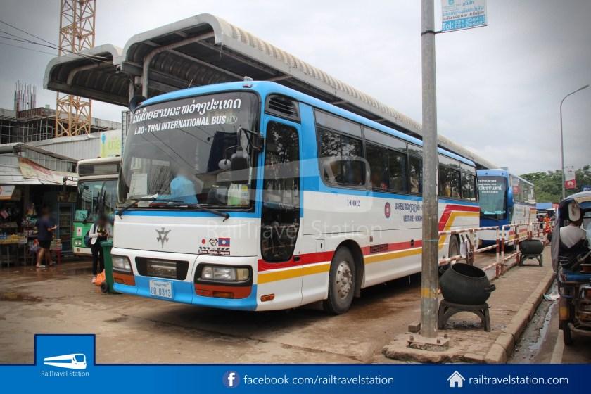 Thai-Lao International Bus Vientiane Nong Khai 01 - CBS-1