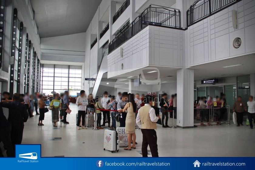 Vientiane City 2 Bus Service Airport Shuttle Airport Nam Phu 003