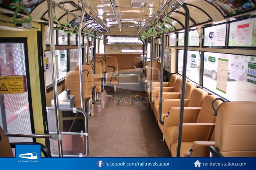 Vientiane City 2 Bus Service Airport Shuttle Airport Nam Phu 018