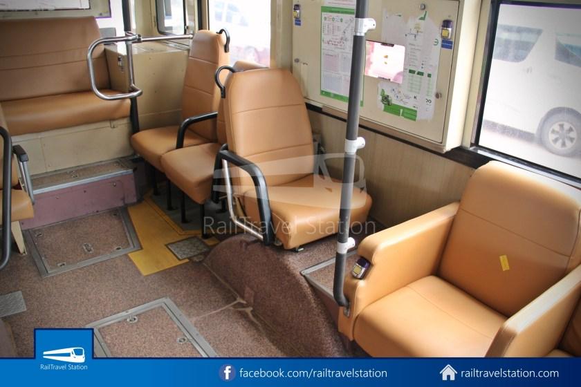Vientiane City 2 Bus Service Airport Shuttle Airport Nam Phu 026