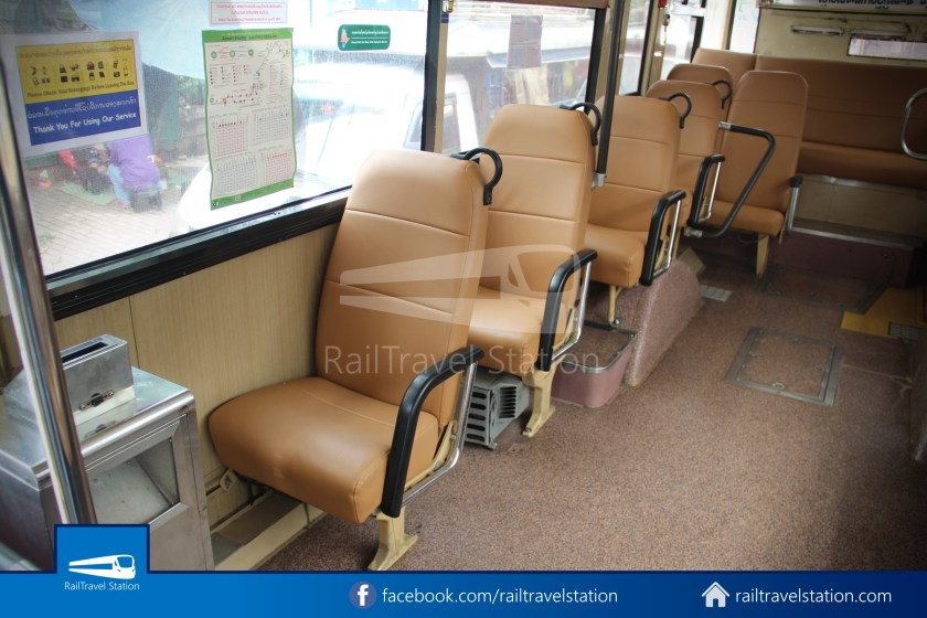 Vientiane City 2 Bus Service Airport Shuttle CBS Airport 004