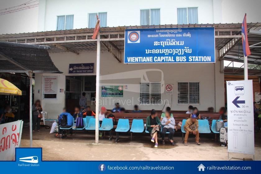 Vientiane City Bus CBS-1 02