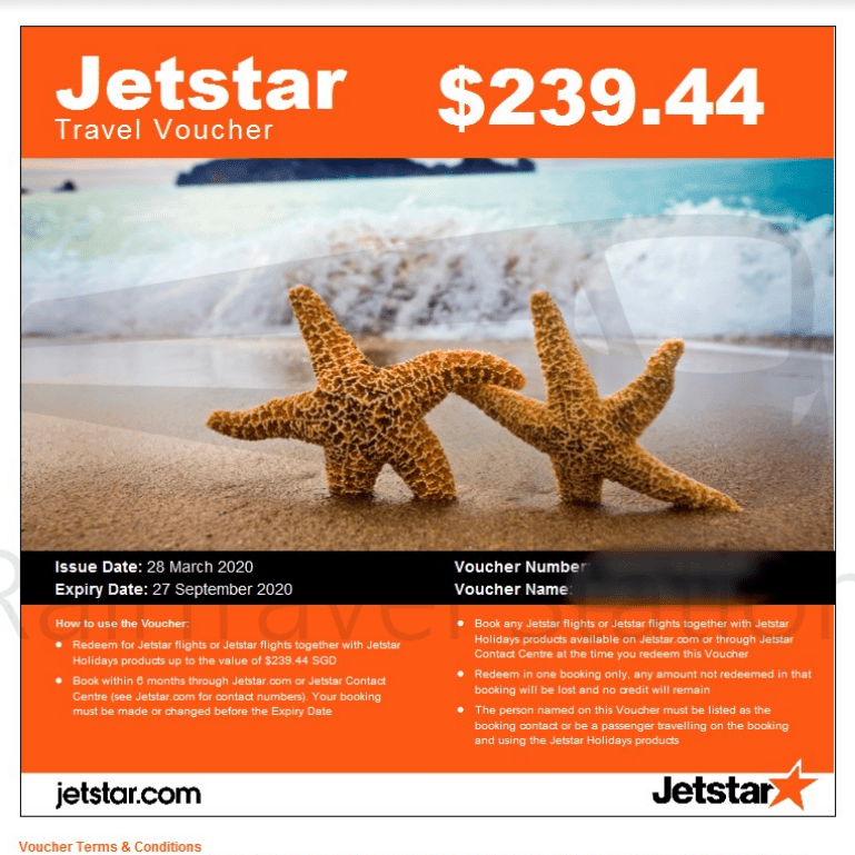 Jetstar Asia Refund Process COVID-19 006
