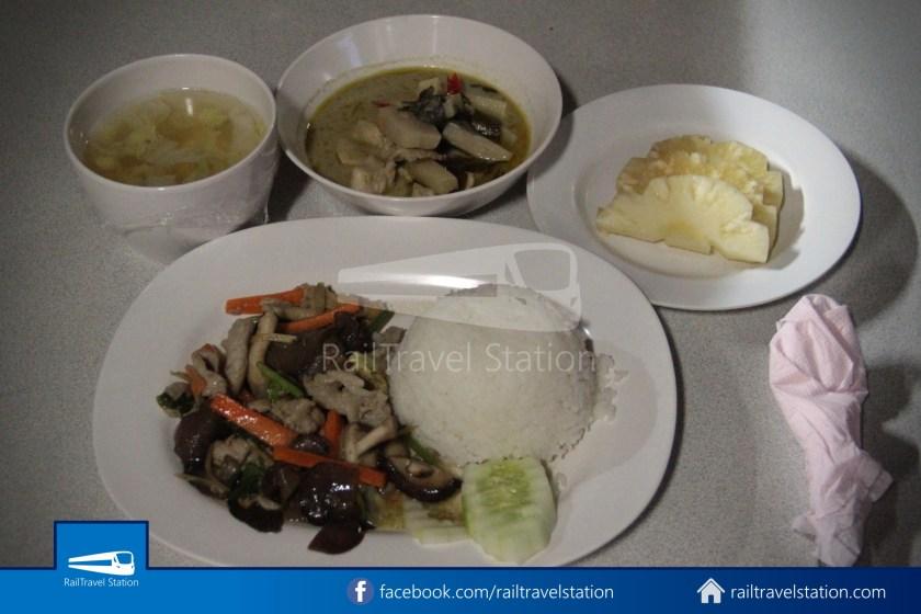 Special Express 14 Chiang Mai Bangkok Hua Lamphong 2012 046
