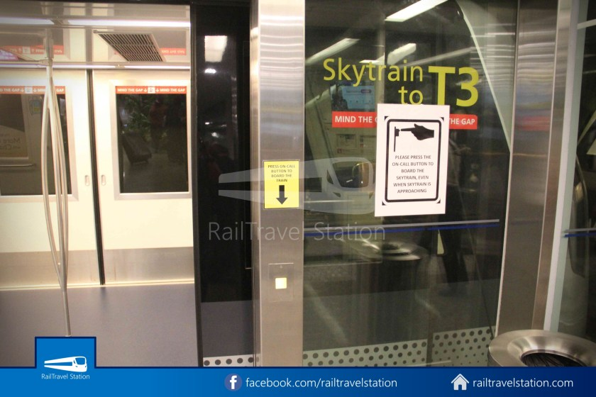 Changi Airport Skytrain Resume On Call Button 004